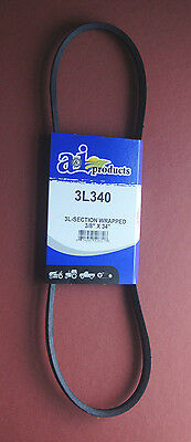 """122120 SIMPLICITY Replacement Belt 3//8/"""" Wide X 34/"""" OC Outside Length"""