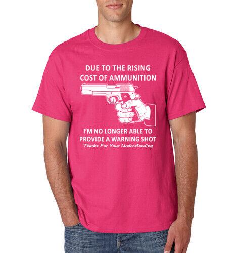 COLT T-Shirt Front Back Horse Logo 2nd Amendment NRA Pro Guns o S-6XL Gildan Tee