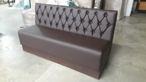 Image Is Loading Bespoke Booth Bench Sofa Seating Chair For Restaurant