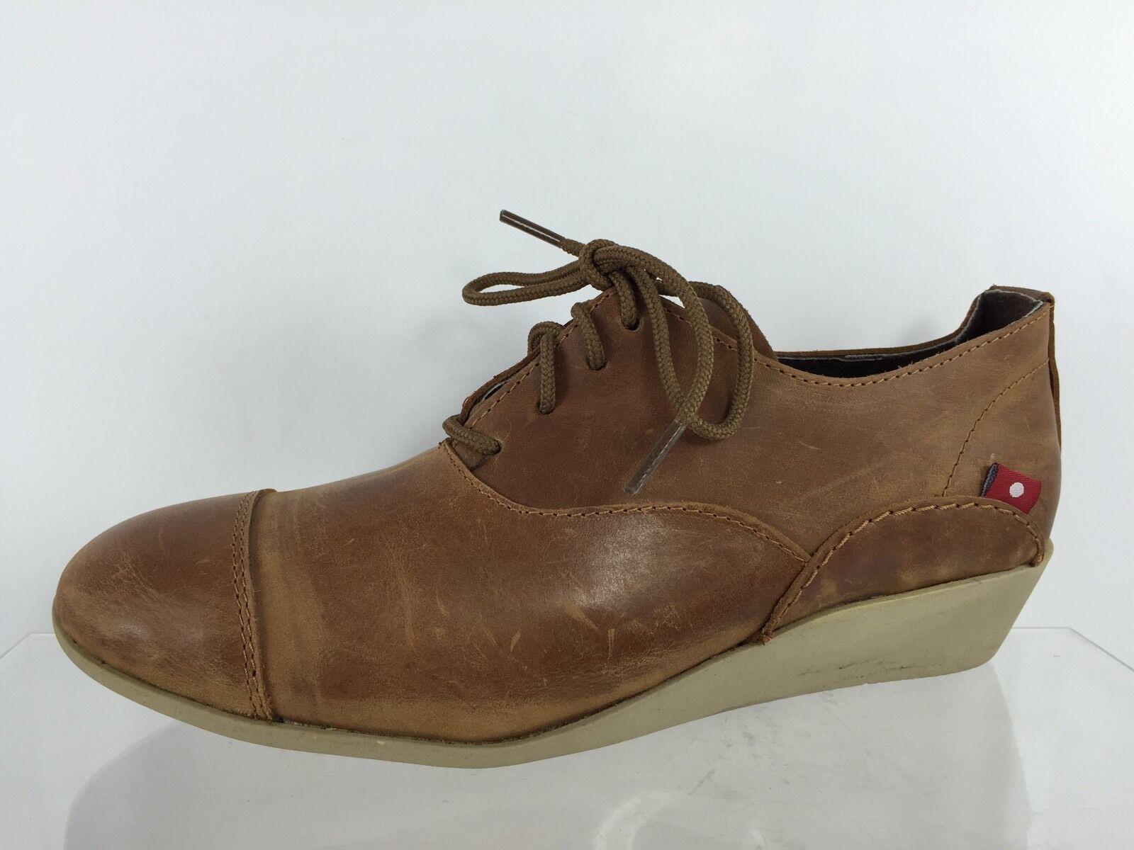Oliberte  donna donna Marronee Leather scarpe 11  lo stile classico