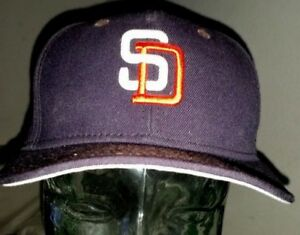 25bfd646bab Image is loading San-Diego-Padres-New-Era-59FIFTY-Cooperstown-Collection-
