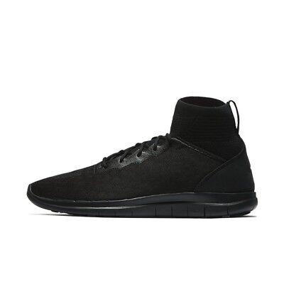 Nike Free Hypervenom 3 FK # 898030 004 Triple Black Mens SZ 9-11