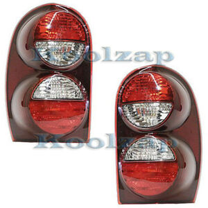 Image Is Loading 05 07 Jeep Liberty Taillamp Taillight Brake Light