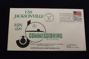 Naval-Cubierta-1981-Maquina-Cancelado-Commissioning-Uss-Jacksonville-SSN-699