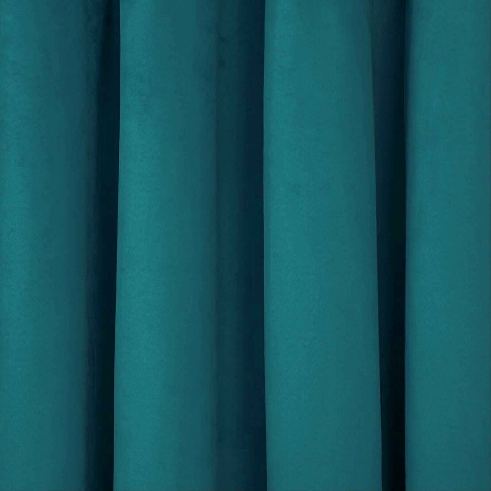 Faux Suede Lined Ring Top Curtains Curtains Curtains (Pair) - Two Colours Available 4c3f82