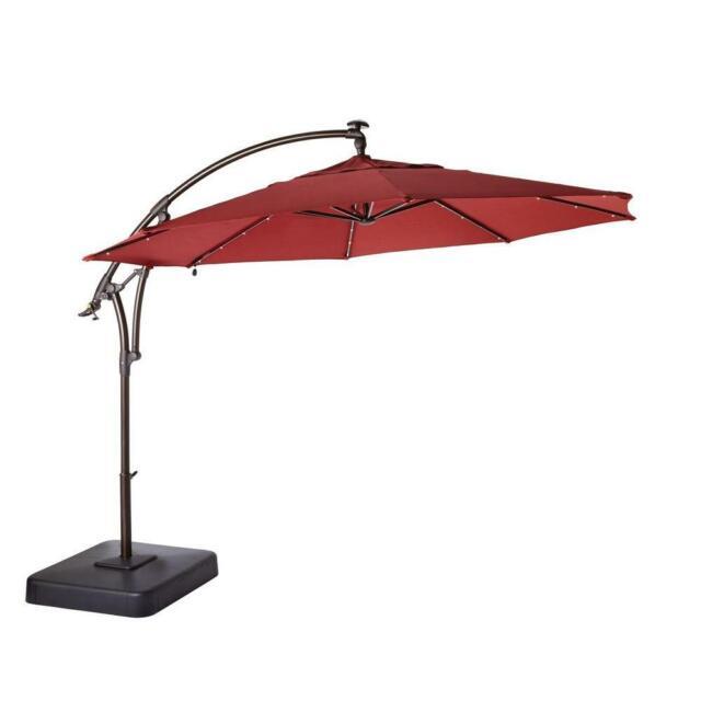 Abba Patio 11 Cantilever Umbrella For