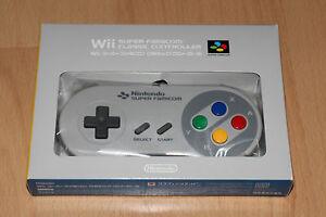 Nintendo Wii SNES Classic Controller Super Nintendo / Super Famicom NEU/OVP - <span itemprop=availableAtOrFrom>85716, Deutschland</span> - Nintendo Wii SNES Classic Controller Super Nintendo / Super Famicom NEU/OVP - 85716, Deutschland