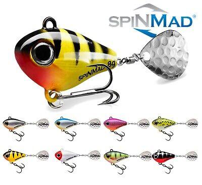 SpinMad Jigmaster 12g Jig Spinner
