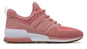 new balance 574women pink