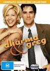 Dharma & Greg : Season 1 (DVD, 2007, 3-Disc Set)