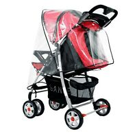 Baby Trend Rain & Wind Snow Sleet Cover Single Jogging Stroller