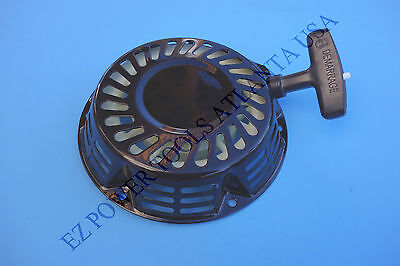 Recoil Starter Assembly For Generac 5981 GP1800 5982 GP3250 XP4000 LP3250 006104