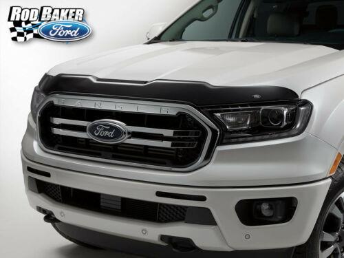 2019 Ford Ranger Aeroskin Smoke Hood Protector Direct Fitment Bug Deflector