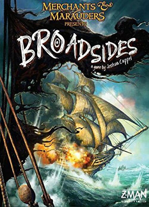 Merchants and Marauders Broadsides Board Game - New