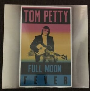 Tom-Petty-Full-Moon-Fever-LP-Vinyl-New-180gm-Record-Album-Remaster-Free-Fall