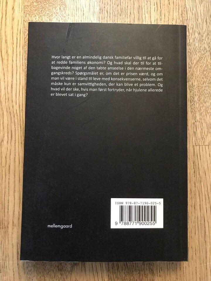 Efter deadline, Michael Olesen, genre: roman