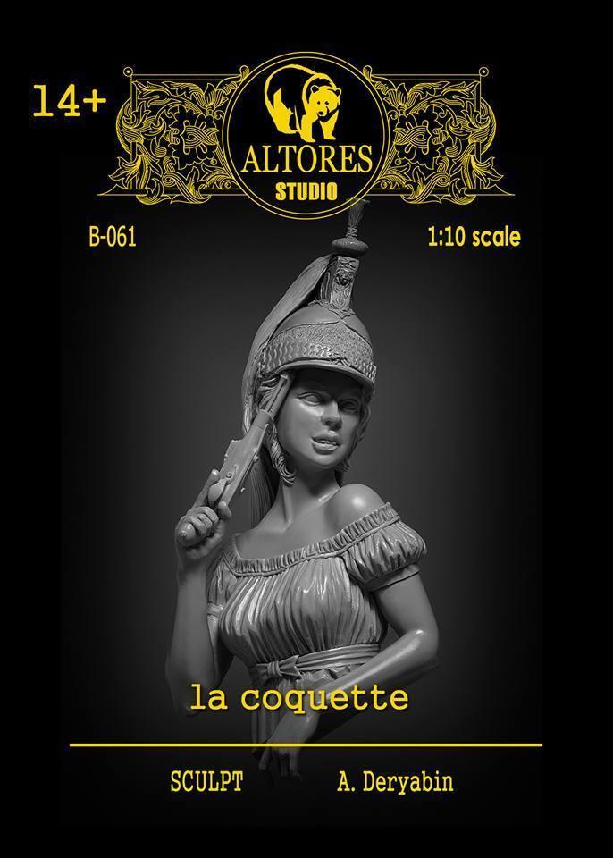 ALTORES STUDIO B061 La Coquette scala 1 10