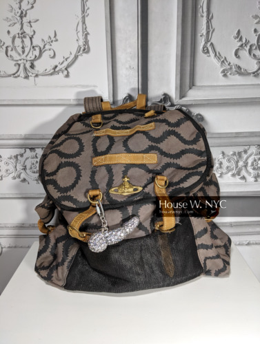 Vivienne Westwood - 2010's - Squiggle Backpack - image 1