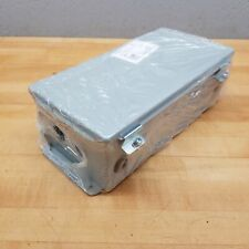 Hoffman A12064ch Special Built Steel Type 1213 Enclosure 12x6x4 New