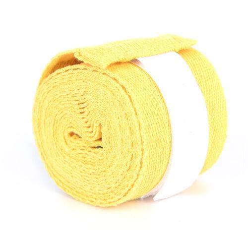 2Pcs//Pack 5M Length 5cm Width Hand Wraps Boxing Handwraps For Training Bandag~JP