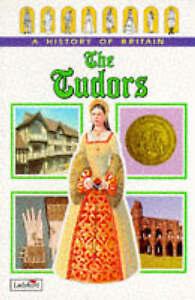The-Tudors-Ladybird-History-of-Britain-Wood-Tim-Very-Good-Book