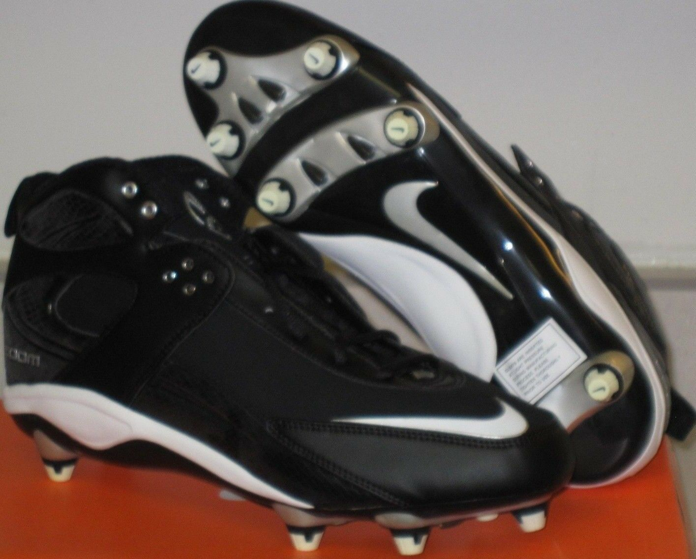 Brand discount NIKE AIR ZOOM BLADE PRO MEN'S FOOTBALL CLEATS SIZE 10.5