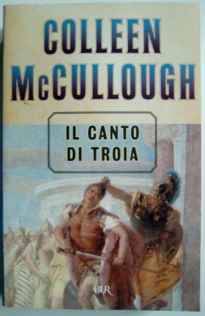 V0591-McCullough Colleen_Il canto di Troia