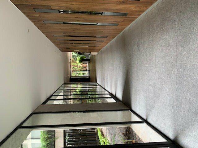 Departamento nuevo de 151m2 en Polanco, 3 recamáras, cuarto de servicio, 2 estacionamientos