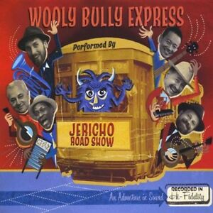 Jericho-Road-Show-Wooly-Bully-Express-New-CD