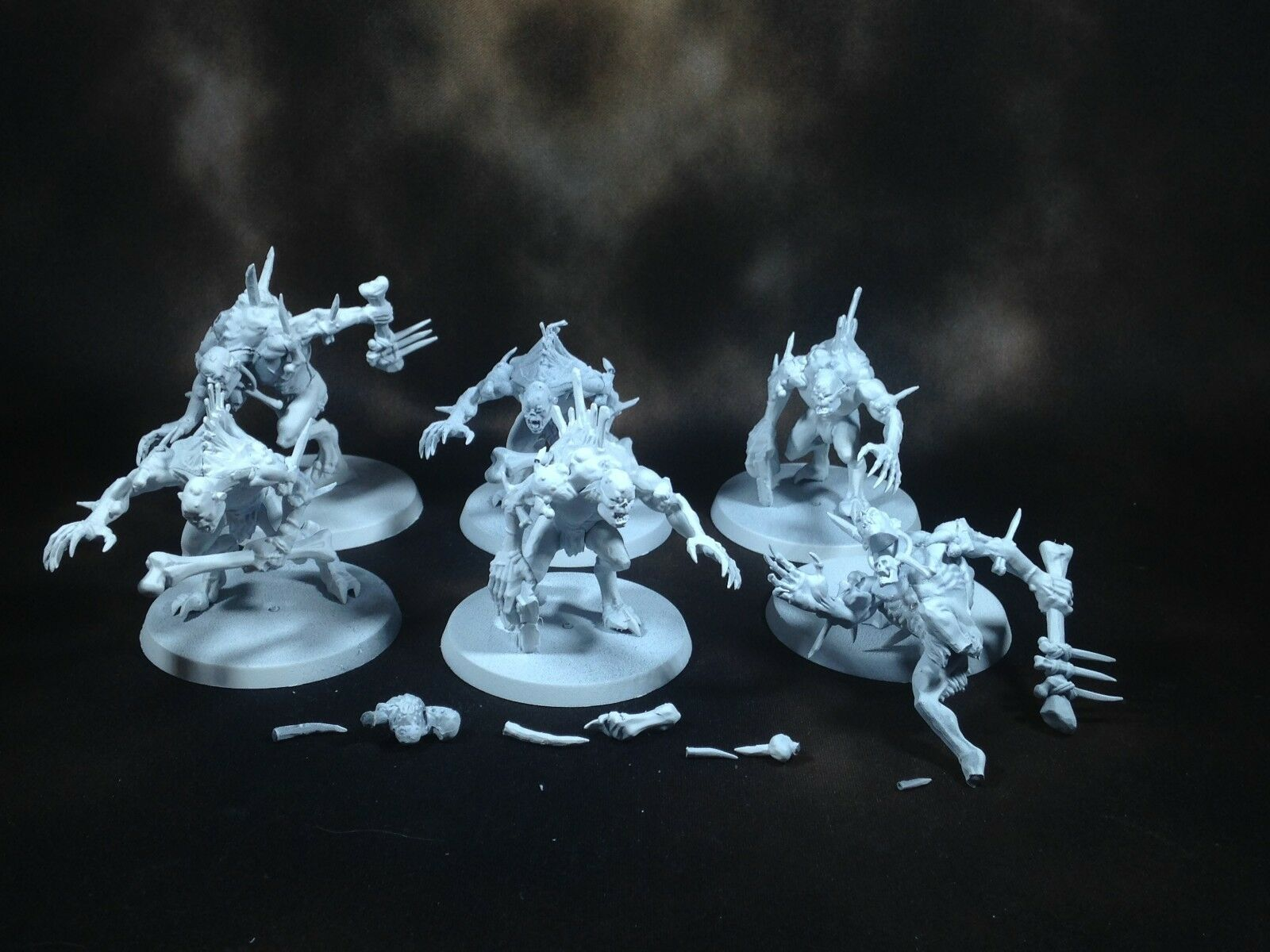 Warhammer Fantasy AOS Death Vampire Counts Crypt Horrors