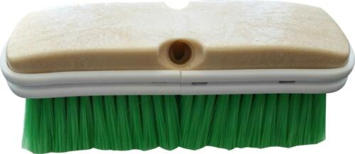 "10/"" Nylon Fountain Wash Brush Detailing Car Truck RV Green Auto 85673"