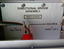 35677 63504 Coaxial Directional Bridge Assem For Hp 35677b S Parameter Test Set