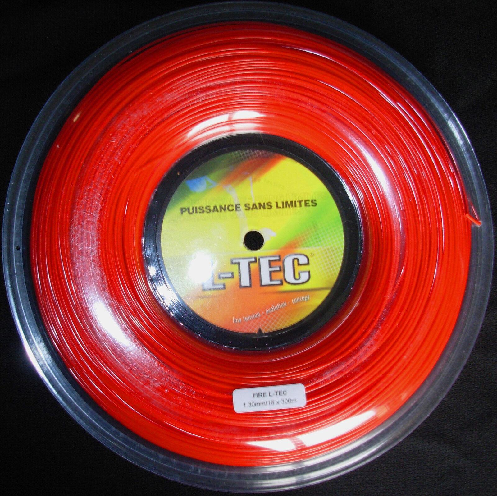 L TEC FIRE  BOBINE DE 300 m JAUGE 1.30 mm - 60 %