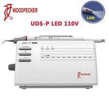 Original Woodpecker Dental Uds P Led Ultrasonic Scaler 6tips Ems Handpiece Hw 5l