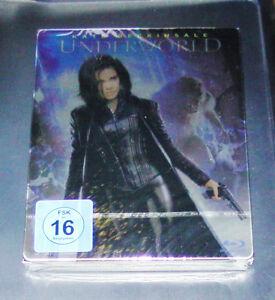 Underworld Awakening Con Kate Beckinsale steelbook Edizione blu ray Nuovo & Ovp