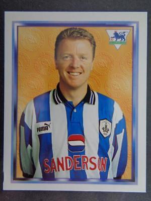 Merlin Premier League 98-Steve Nicol Sheffield Wednesday #406