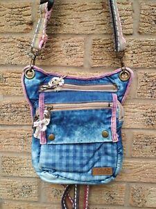 Vintage-Everest-Unisex-Cotton-Leg-Bag-Hippy-Unique-Recyclable-Fanny-Pack