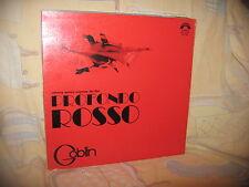 GOBLIN-LP-FILM-PROFONDO ROSSO-DARIO ARGENTO-SIMONETTI-COLONNA SONORA-1975-PROG