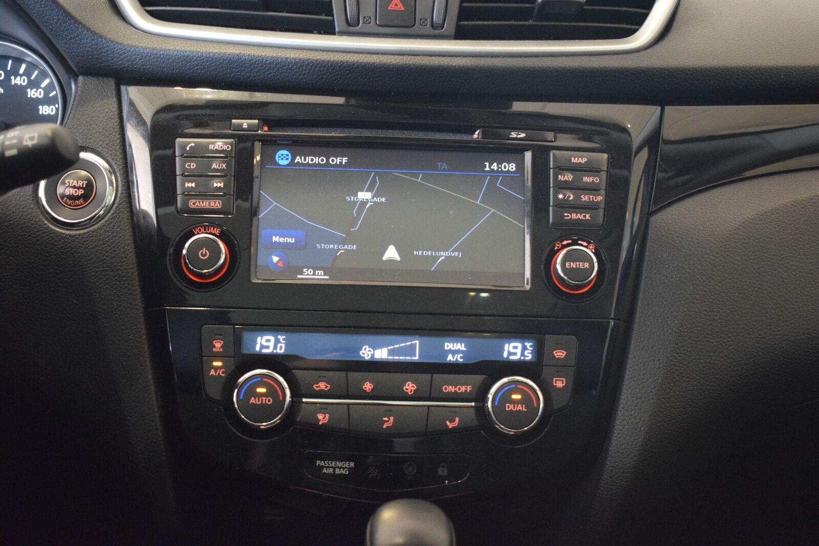 Nissan Qashqai 1,6 dCi 130 Tekna X-tr. - billede 7
