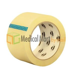 Carton-Sealing-Clear-Packing-Shipping-Box-Tape-2-034-x110-yd-Choose-Your-Rolls-amp-Mil