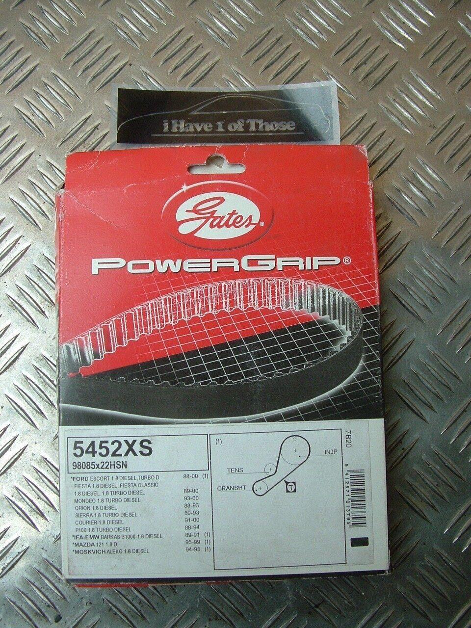 GAT 5586XS Powergrip Timing Belt