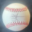 thumbnail 1 - DUSTIN HERMANSON HAND SIGNED AUTOGRAPHED BASEBALL!  Padres, Expos, Giants!!