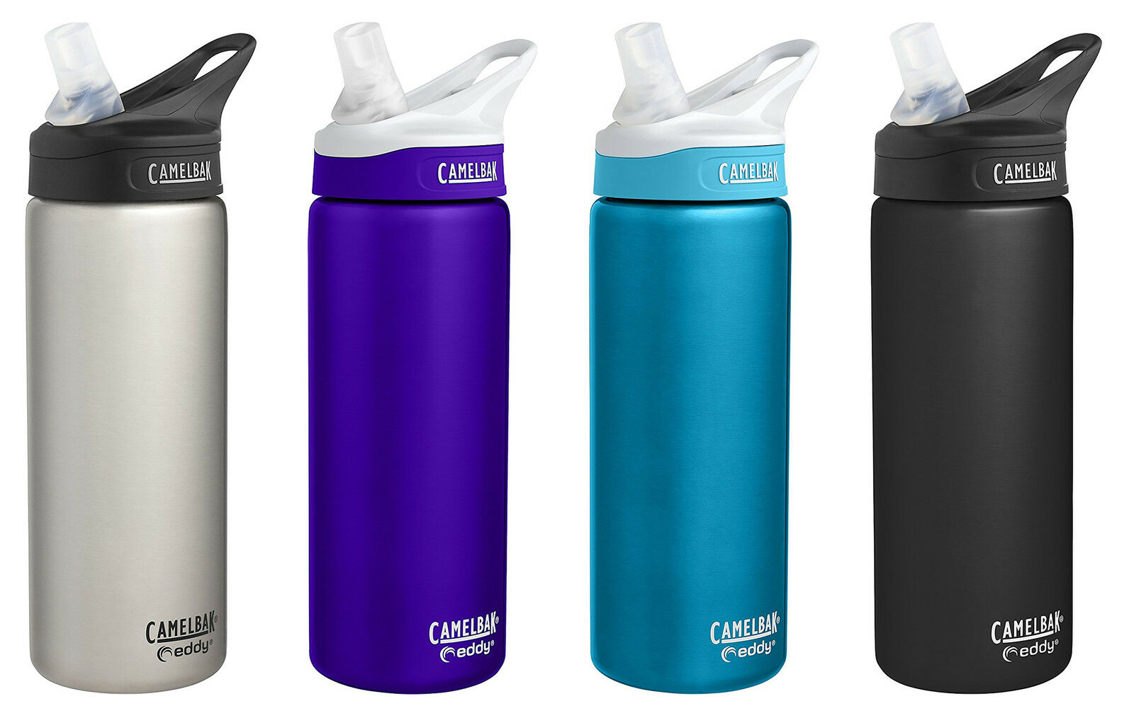 00acc2f82d CamelBak Eddy 0.6L Vacuum Insulated Stainless Water Bottle, 6 Colors ...