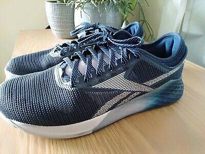 Reebok Womens Nano 9 Beige Cross Training Shoes Size 5 1574499