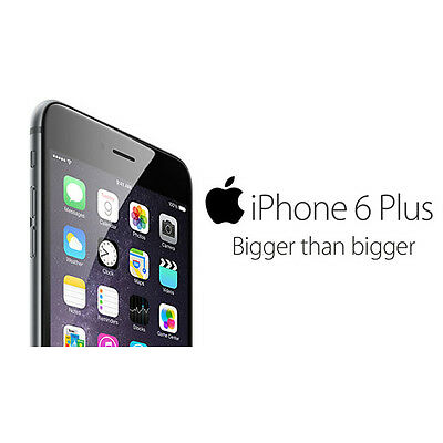 Apple iPhone 6 Plus 128GB Space Grey Imported