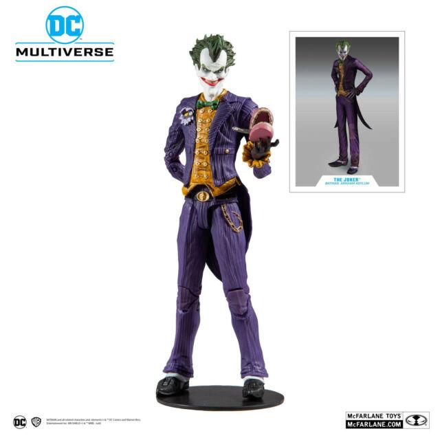 Batman Arkham Asylum Actionfigur Joker 18 cm - McFarlane Toys