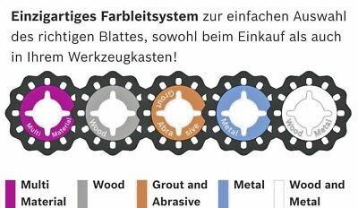 Bosch Tauchsägeblatt AIZ 20 AB BIM Metal Multicutter keinStarlock OIS 2609256950
