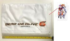 DEAD OR ALIVE 6 strong pack limited ayane kasumi sheets sheet japan game koei