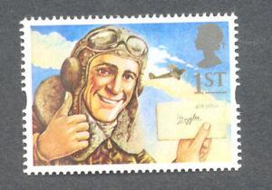 Biggles Neuf Sans Charnière Unique Grande Bretagne Neuf Sans Charnière 1994-aviation-afficher Le Titre D'origine Produits De Qualité Selon La Qualité