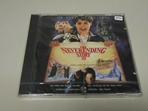 JJ9-THE-NEVERENDING-STORY-III-SOUNDTRACK-CD-NUEVO-PRECINTADO-LIQUIDACION-RARO